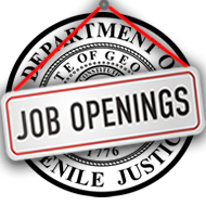Click here to view 'DJJ Job Openings'.